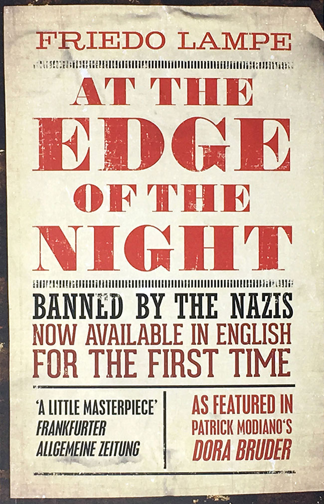 Bookcover: At the Edge of the Night