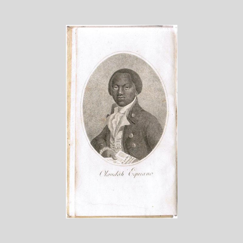 The first English-speaking black writer to gain a European readership?