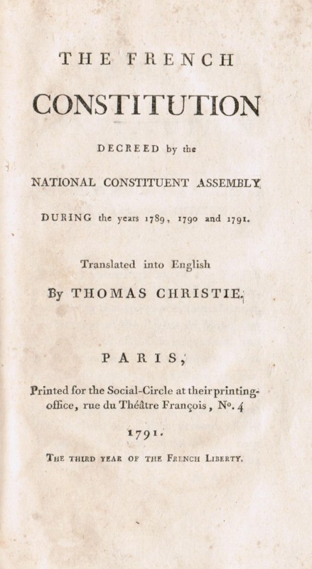 French Constitution