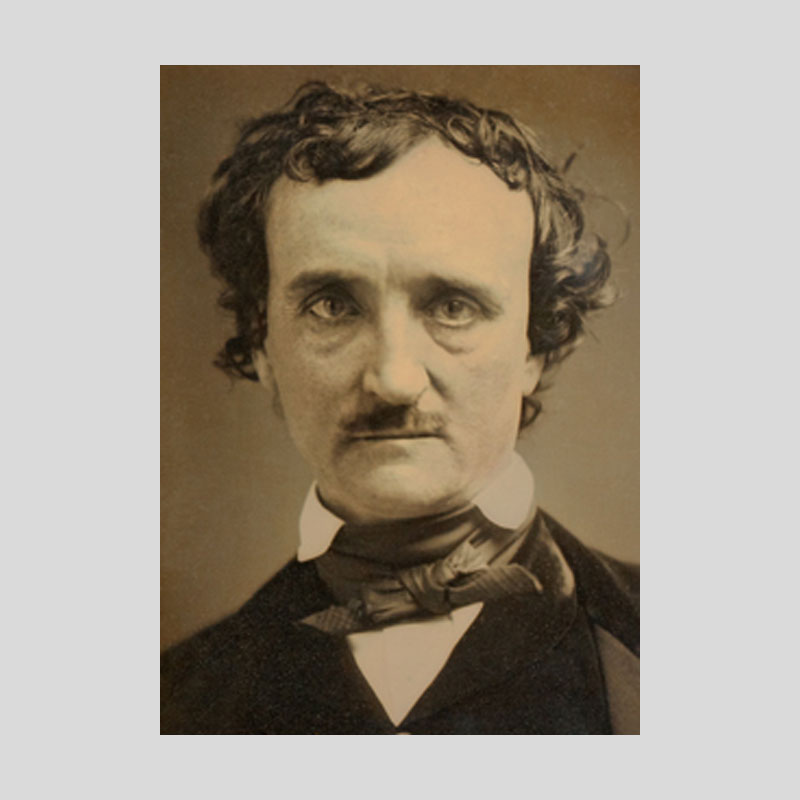 The Russian taste for Edgar Allan Poe