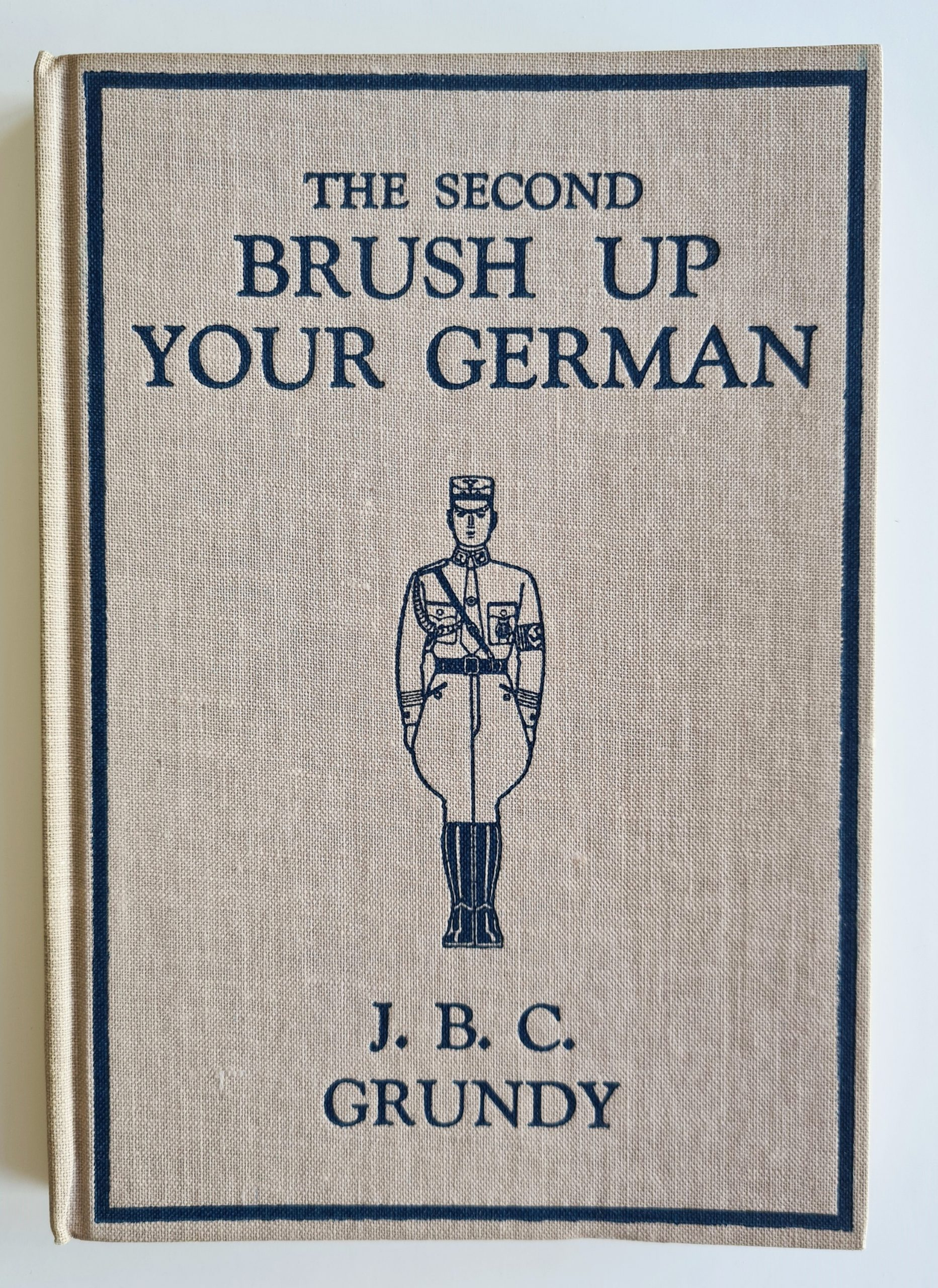Brush up your German