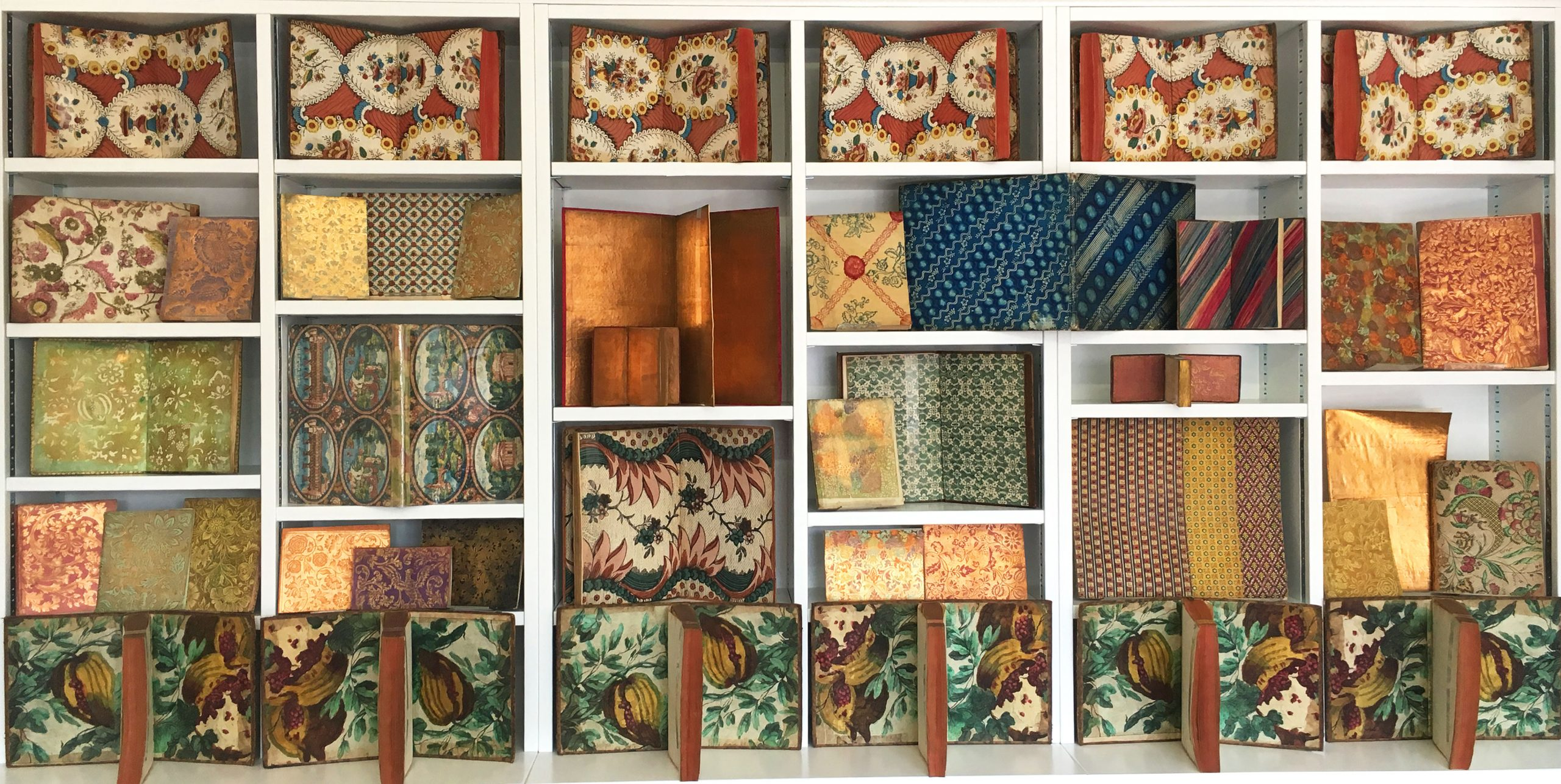 The Wealth of Endpapers