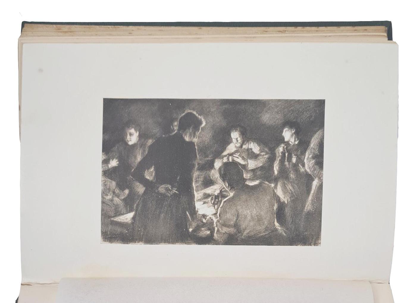Pasternak illustrates Tolstoy